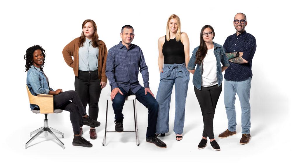 Team members of Timmermann Group